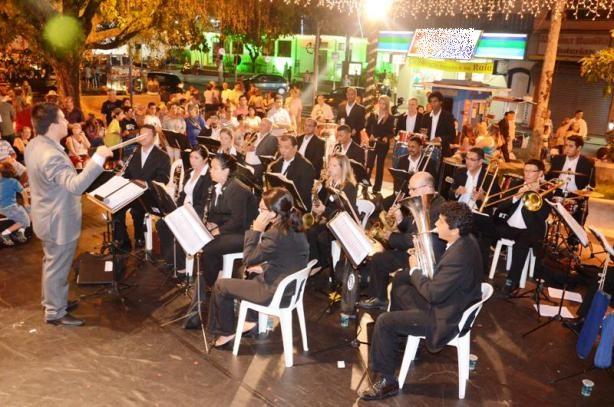 Programação Cultural de Férias: Banda Carlos Gomes