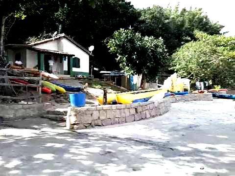 Casa da Praia - Praia da Pedra da Freira - Caraguatatuba