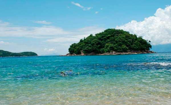 Ilha da Cocanha - Praias de Caraguatatuba Foto: Tripadivisor.com