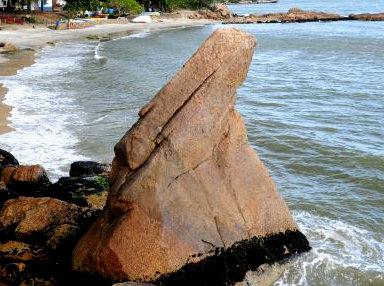 Pedra da Freira - Praias de Caraguatatuba