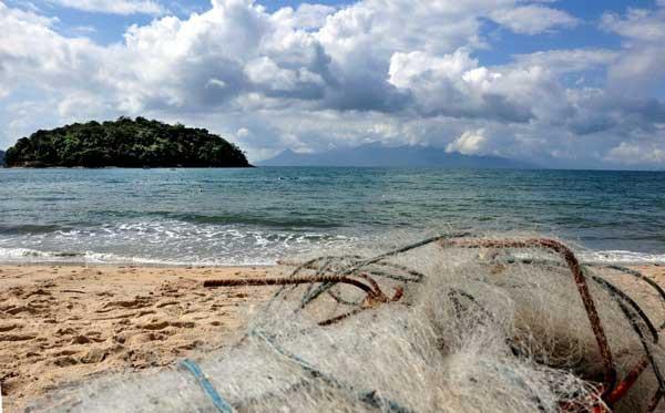 Praia da Cocanha - Praias de Caraguatatuba - Foto: Gianni Dangelo
