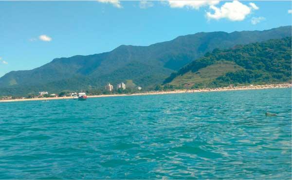 Praia da Cocanha - Praias de Caraguatatuba - Foto: Tripadvisor.com